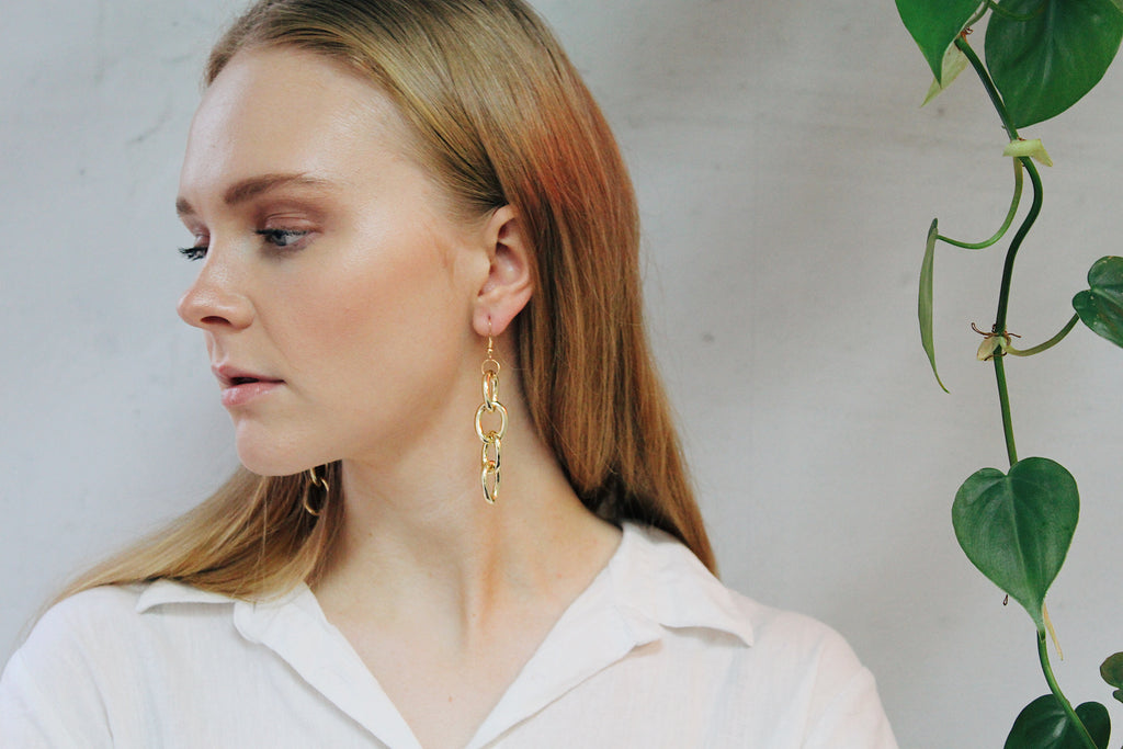 One Way Or Another Earrings