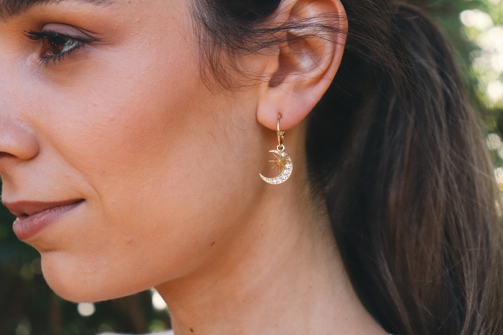 Elodie Celestial Earrings