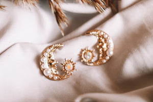Bella Lunar Earrings