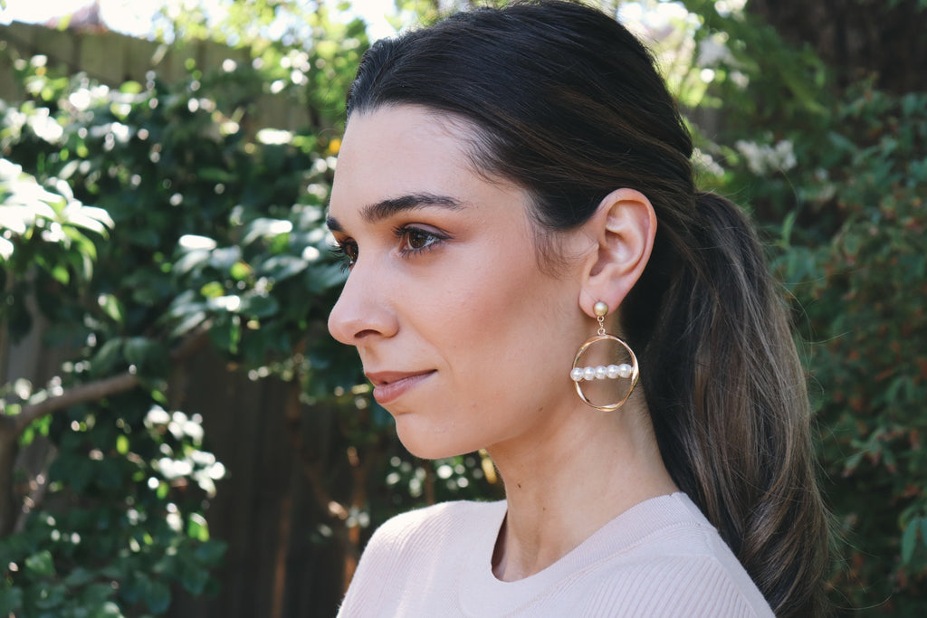 Cora Drop Earrings