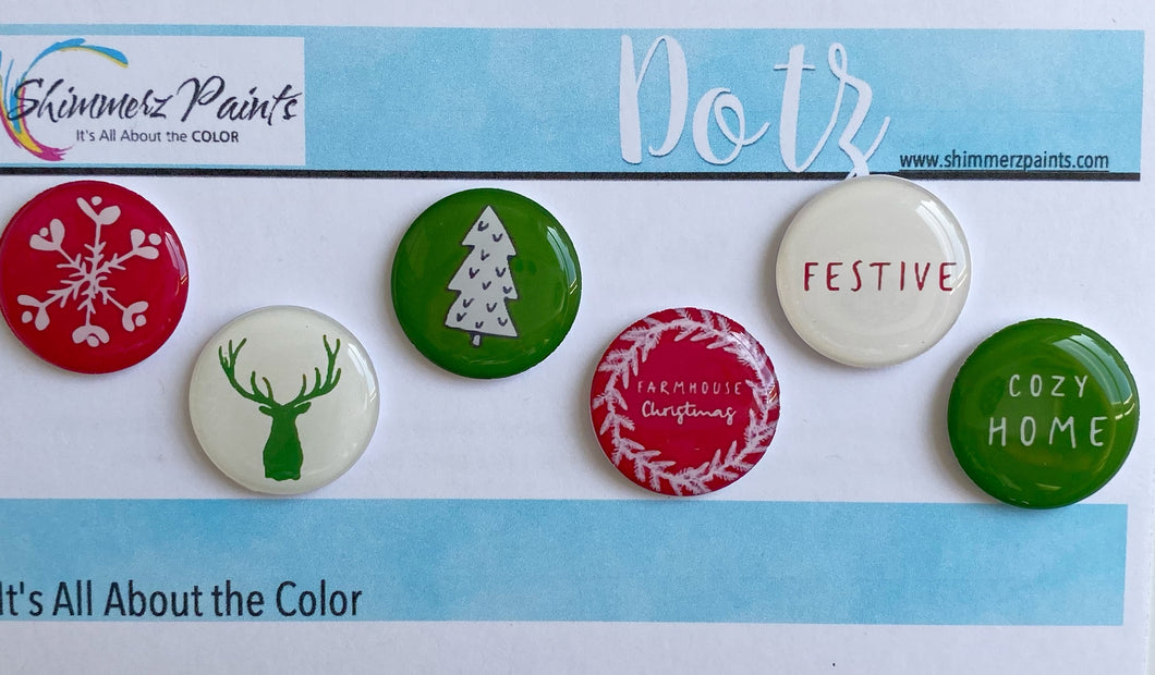 Dotz - Farmhouse Christmas Set