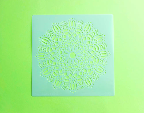 Stencilz - Doily by Paige Taylor Evans