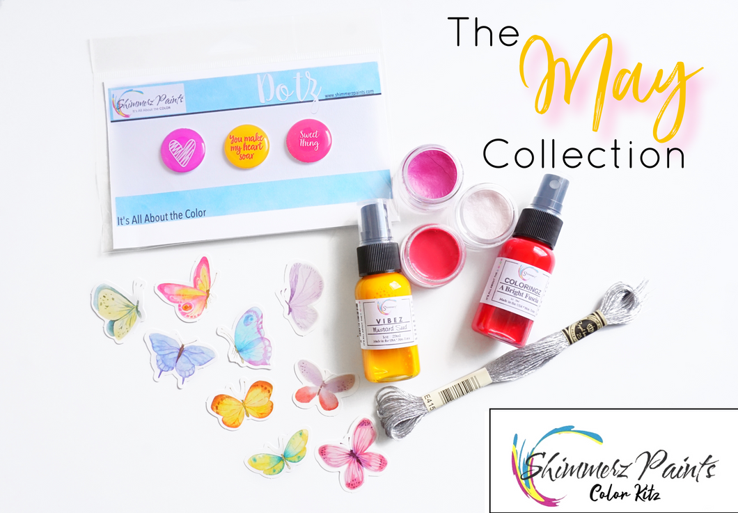 Color Kitz : The May Collection