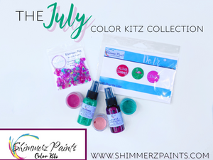 Color Kitz: The July Collection