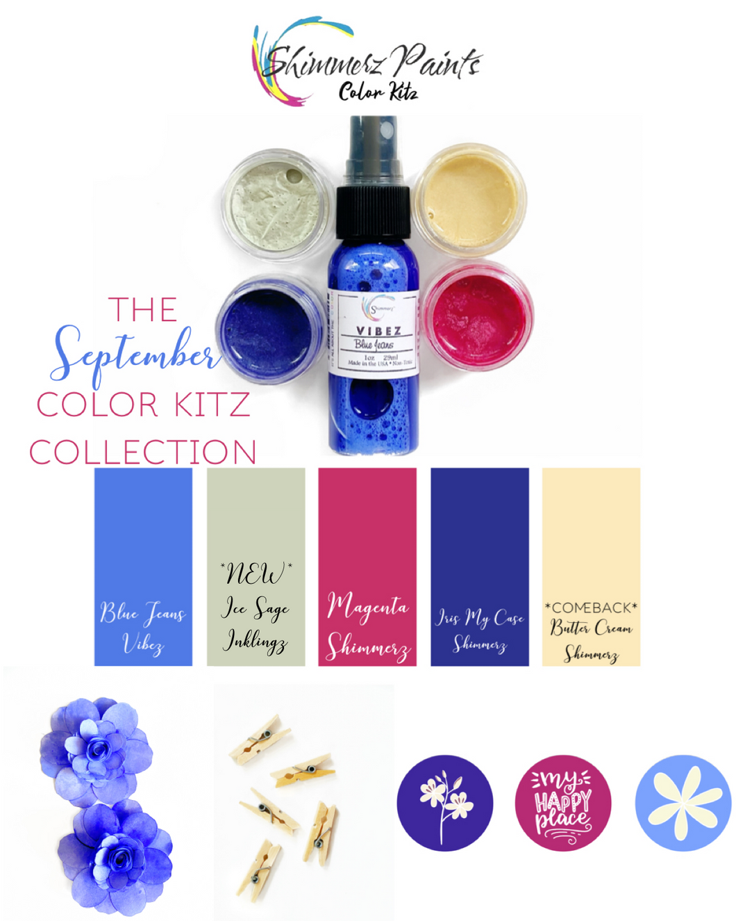 Color Kitz - The September Collection