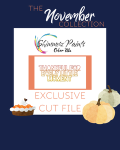 Color Kitz: The November Collection