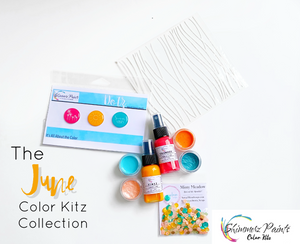 Color Kitz: The June Collection