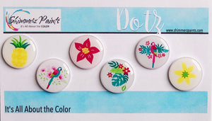 Dotz - Trippin' Tropic Dreamez Set