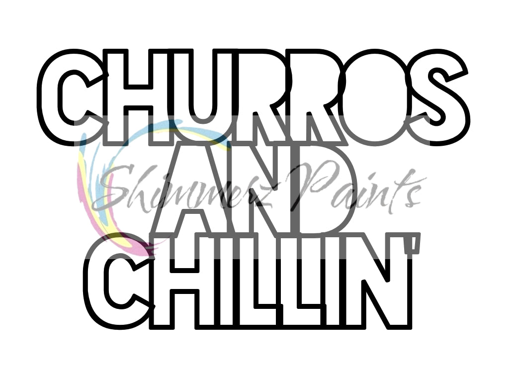 Cut Filez - Churros and Chillin'