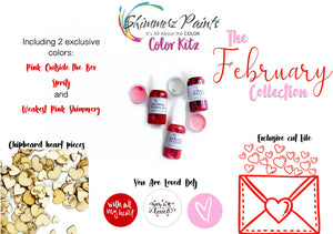 Color Kitz : February 2020 Collection