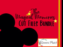Load image into Gallery viewer, Cut Filez - Magical Memories Bundle
