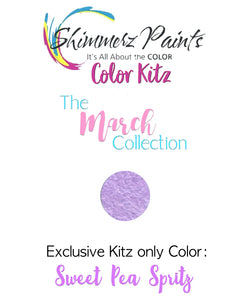 Color Kitz : The March Collection