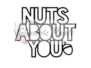 Cut Filez - Nuts About You