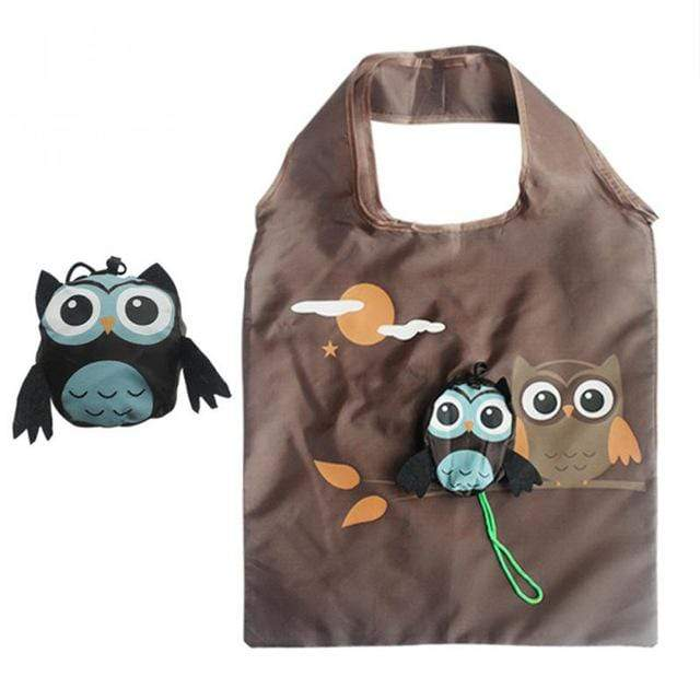 Adorable Owl Shopping bags