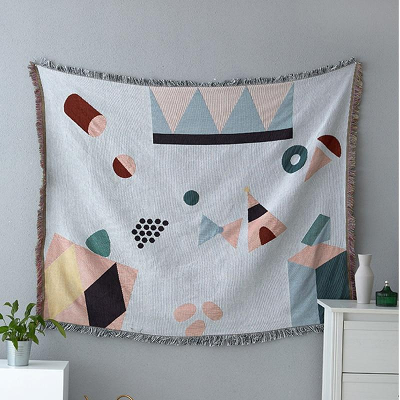Wonderland Nordic Polyester/Cotton Throw