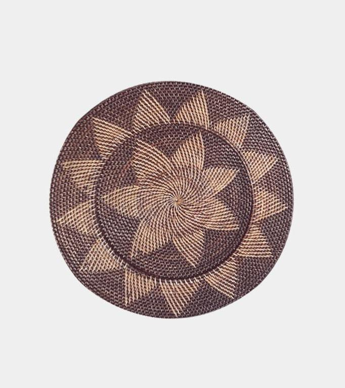 Tribal Wall Plate (small)