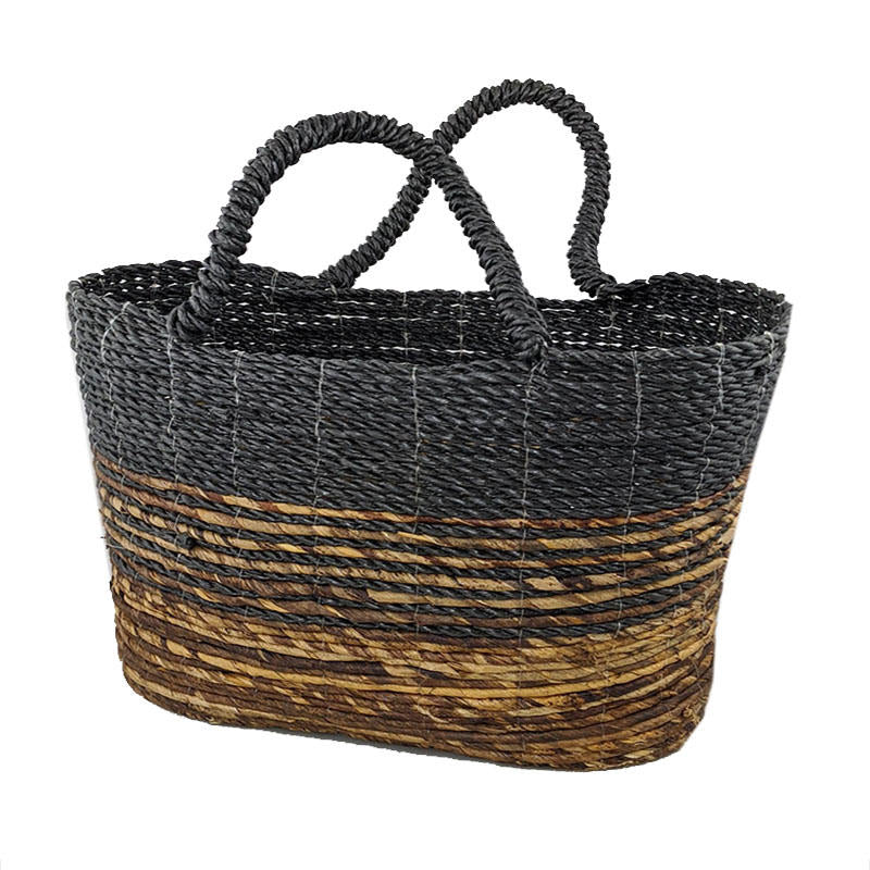 Allegra Basket - Black