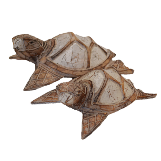Wooden Turtles