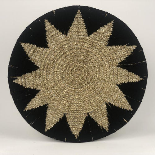 Wall Art/Plate - Starburst (large)