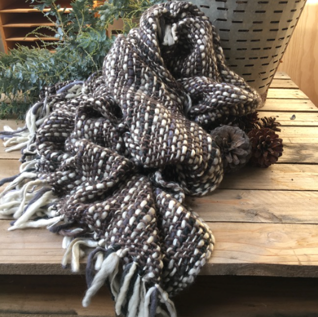 Loose Weave Throw