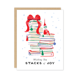 Stacks of Joy Card