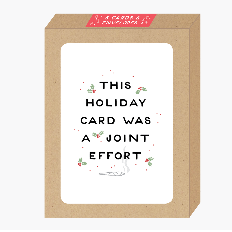 Holiday Joint Card
