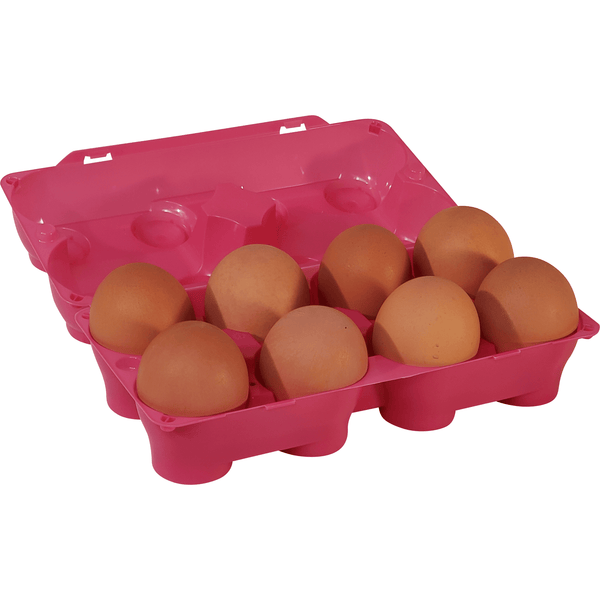 Eggyplay® Egg Cartons (8-pack) - Urban-Egg - Poultry Roll Away Nest Boxes, Chicken Feeders, and More