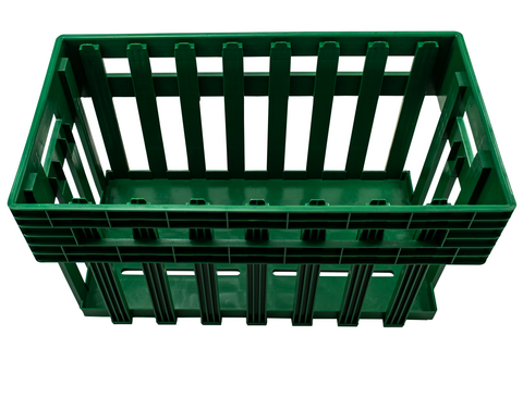 PRE-ORDER: Egg Cargo Crate - 360 Egg Capacity - Urban-Egg - Poultry Roll Away Nest Boxes, Chicken Feeders, and More