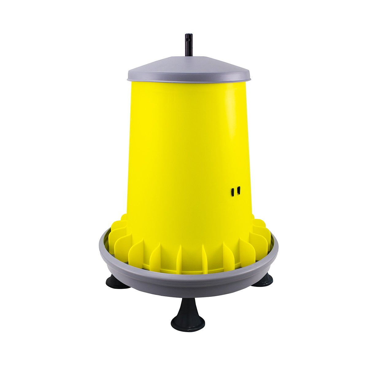 Arcus Gyro Poultry Feeder - Urban-Egg - Poultry Roll Away Nest Boxes, Chicken Feeders, and More