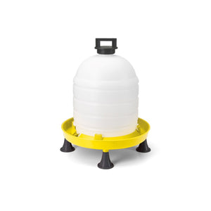 PRE-ORDER: Easy Fill Drinker with Legs and Twist Cap Handle - Urban-Egg - Poultry Roll Away Nest Boxes, Chicken Feeders, and More
