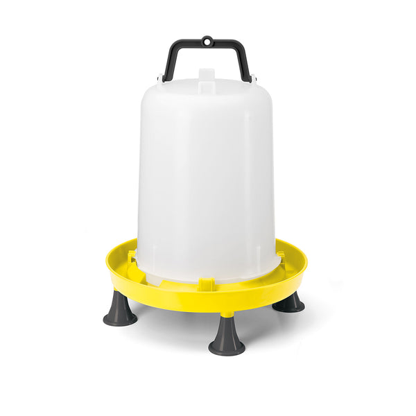 PRE-ORDER: Poultry Drinker with Removable Legs and Handle - Urban-Egg - Poultry Roll Away Nest Boxes, Chicken Feeders, and More
