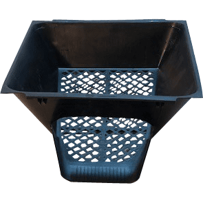 Nest Hole Plastic Insert - Urban-Egg - Poultry Roll Away Nest Boxes, Chicken Feeders, and More