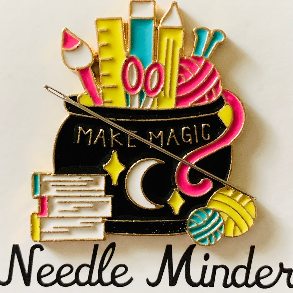 Magic Needle Minder