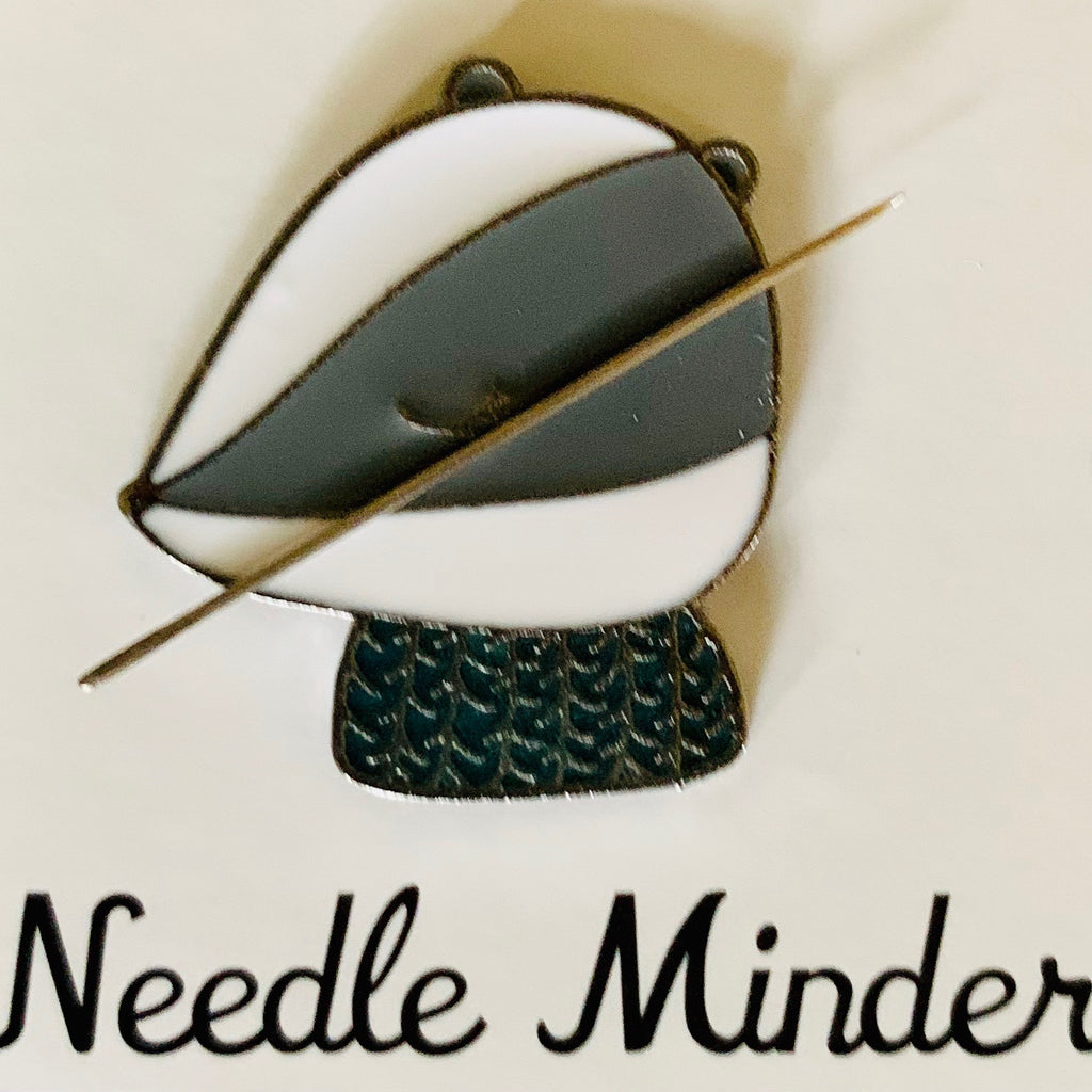 Badger Needle Minder