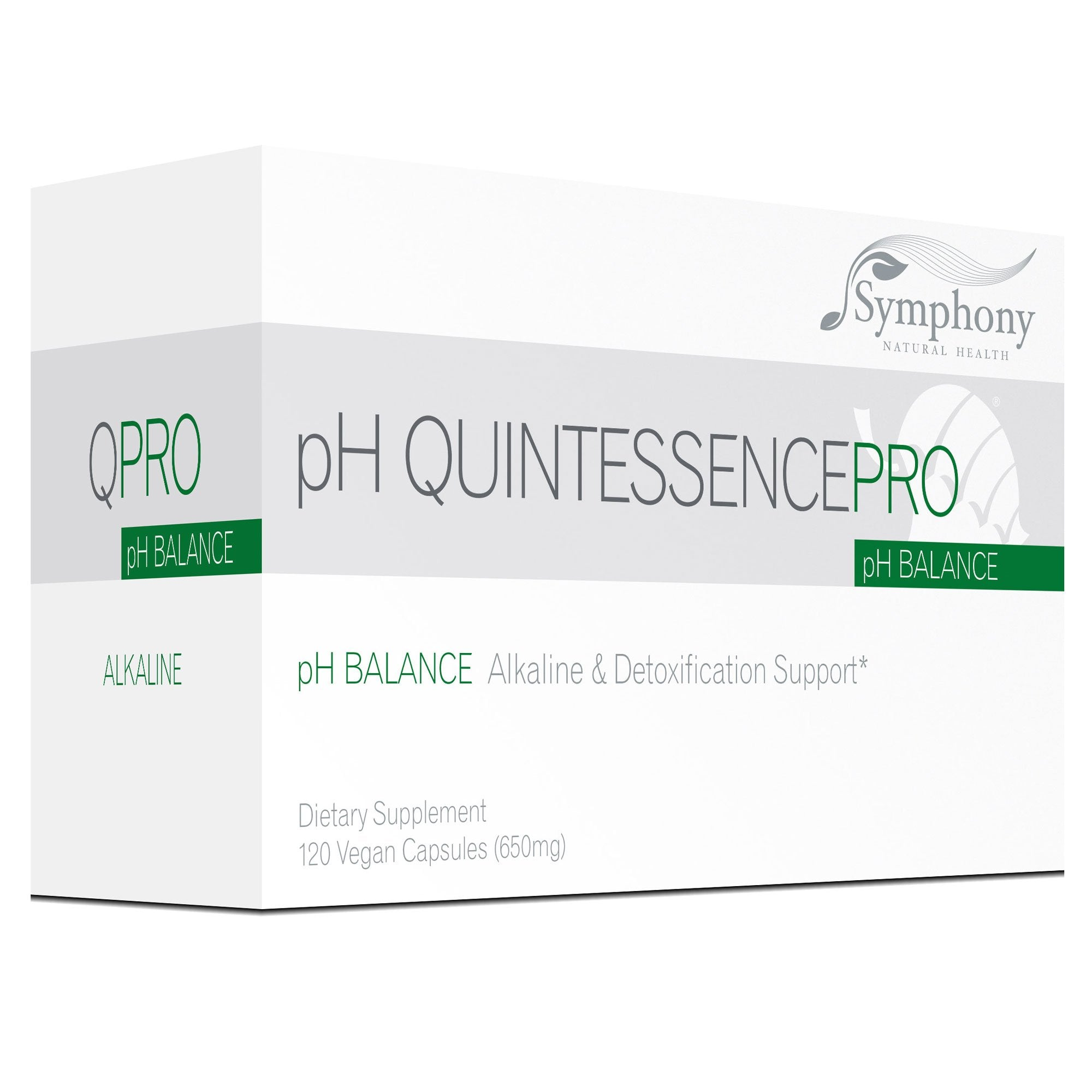 pH QuintessencePRO Alkaline & Detoxification support