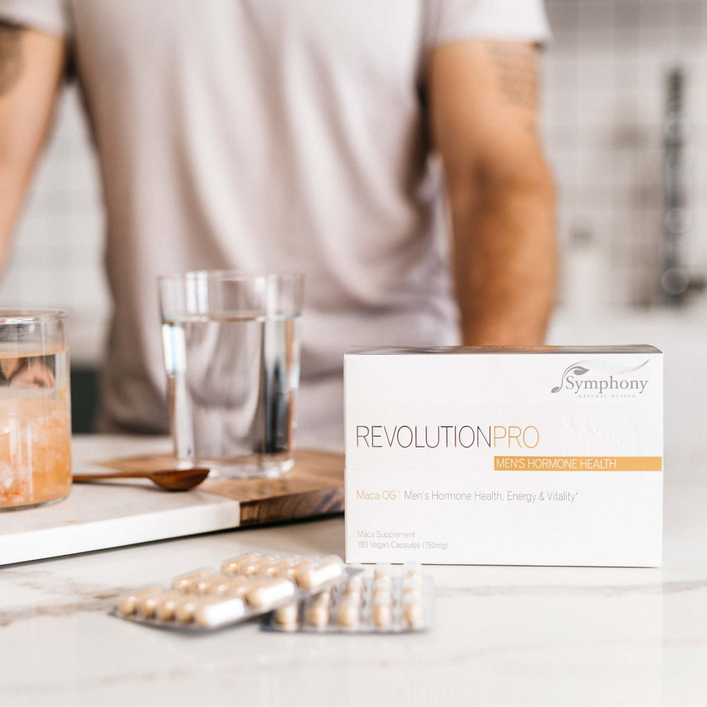RevolutionPRO Men's hormone health, Energy & Vitality