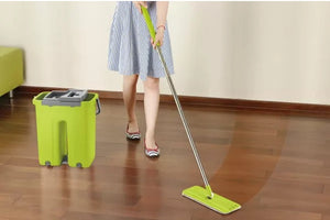 G2 Flat Mop - The Original Self Squeeze Mop