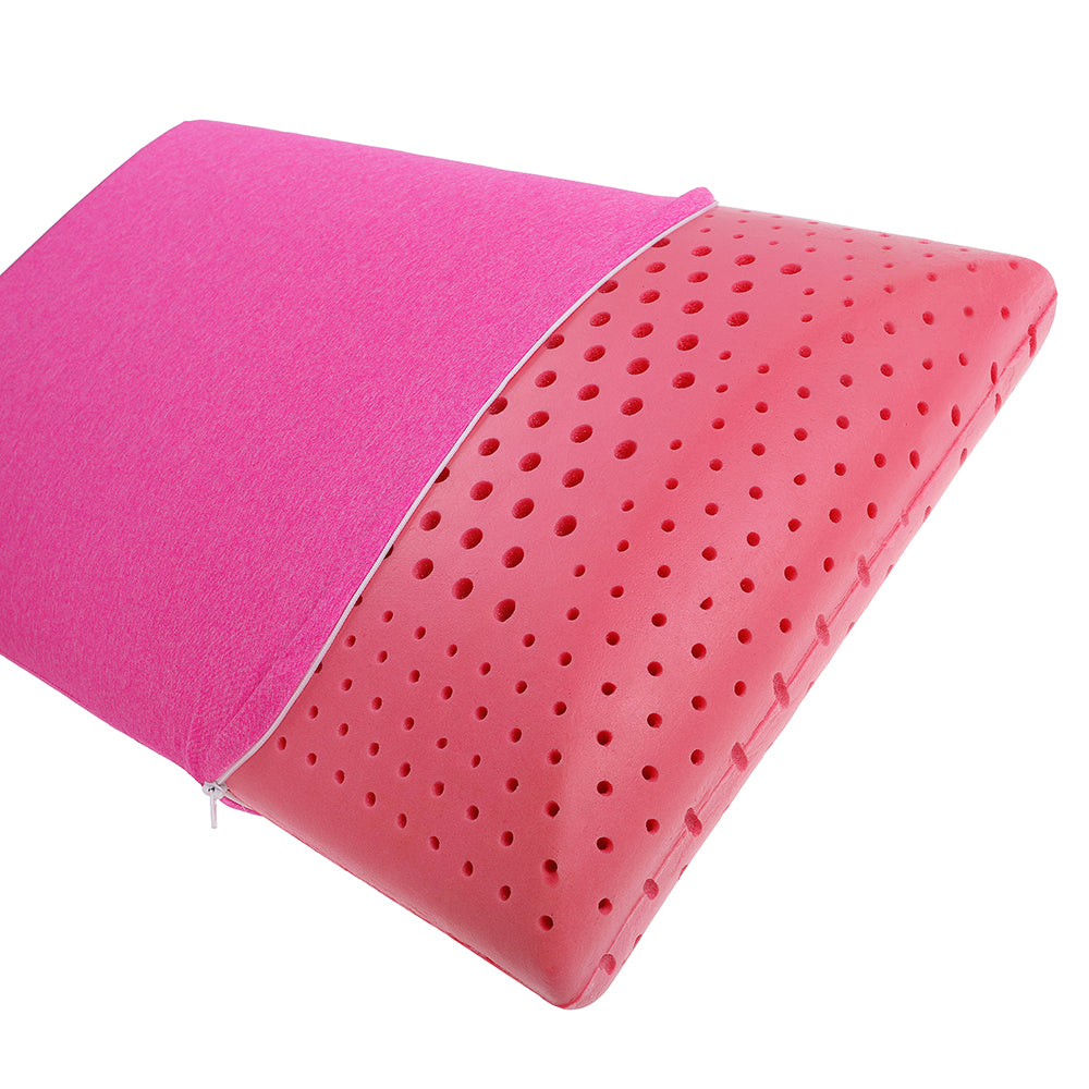 AirFlow™ Chambers Rose Aromatherapy Oil Infused Pillow
