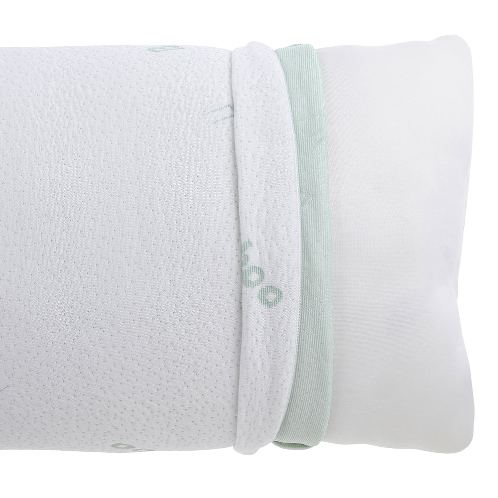 Bamboo Viscose Cover Shredded Memory Foam Pillow