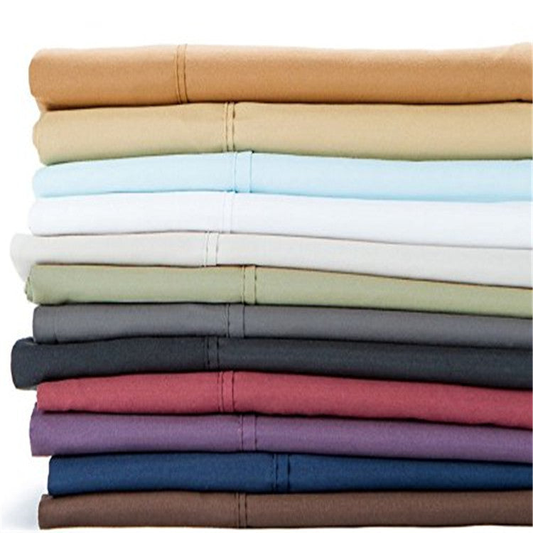 Hotel Quality 100% Cotton Sheet Set