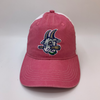 Hartford Yard Goats OC Sports Jackie Pink with Goat Head Cap