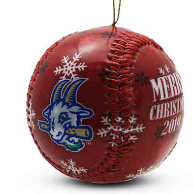Hartford Yard Goats 2019 Christmas Ornament
