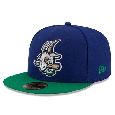 Hartford Yard Goats New Era On-Field Alternate Cap in Two Tone