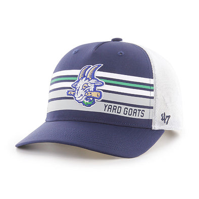 Hartford Yard Goats 47 Brand Altitude Relax Snap Back
