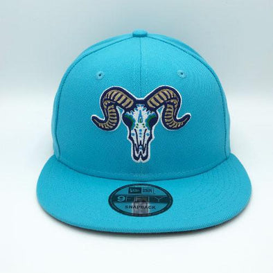 Los Chivos de Hartford 2019 Snap Back in Teal