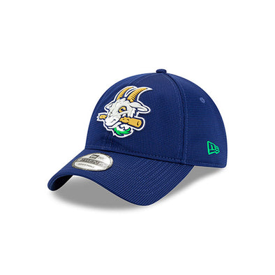 Hartford Yard Goats New Era Clubhouse Adjustable Cap with Silicone Logo