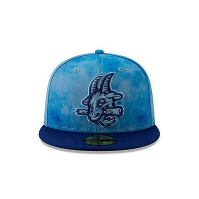 Hartford Yard Goats New Era Father's Day Fitted Cap