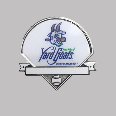 Hartford Yard Goats Field Lapel Pin