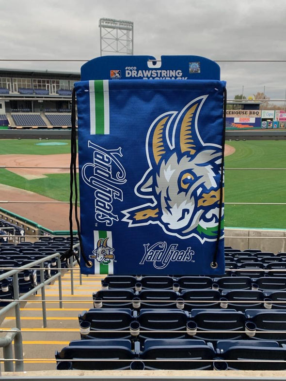 Hartford Yard Goats Draw String Bag