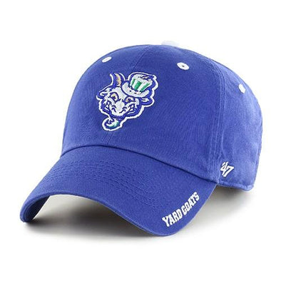 Hartford Yard Goats '47 Brand Uncle Sam Logo Ice Adjustable in Royal Blue